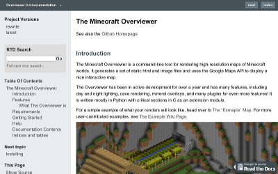 Minecraft Overviewer - Minecraft server map erstellen